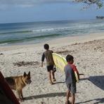 Akers and Elvin, Kudat (Pantai Kosuhui)