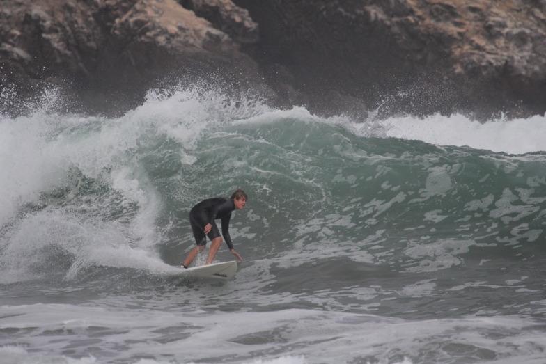 Ian Meldrum, Puerto Viejo