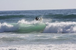 Surf Berbere Taghazout Morocco, Devil's Rock photo