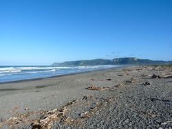From Tokata, Te Araroa photo