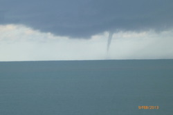 Waterspout, Rapid Creek - Beach photo