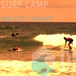 Students in Moliets, Moliets Plage