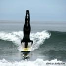 Surfer Girl Liz, Crescent