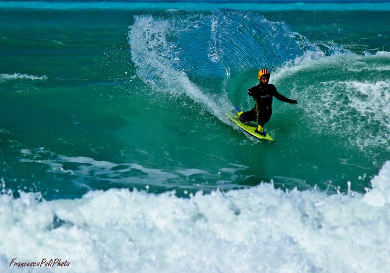 Bagno Lillatro : Lillatro surf photo by francesco poli am apr