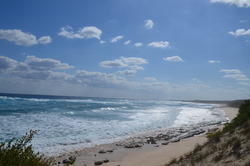 Surfers Beach photo