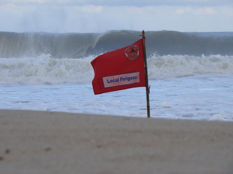 Local Perigoso, Praia Brava