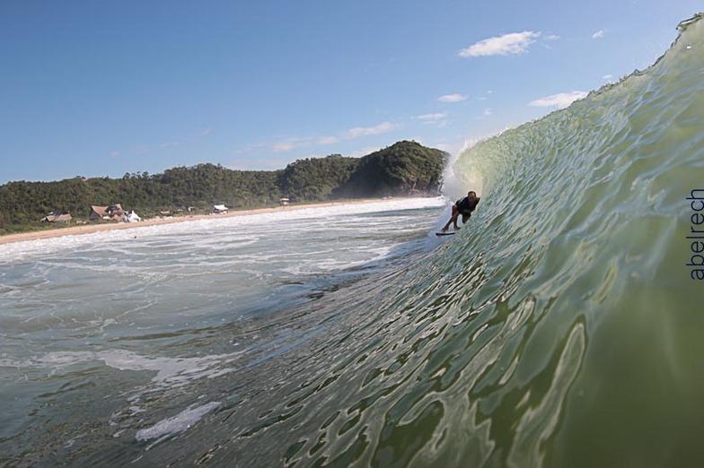 Muro, Praia Brava