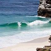 summer surf, Dias Beach