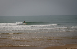 RAYONG SURF SCHOOL GULF OF THAILAND, Rayong Mae Ramphung Beach photo