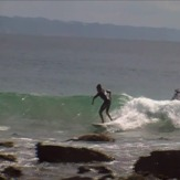 tiny surf, Noosa - Tea Tree Bay