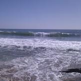 sunny surfing session, Camp Kazela Medulin