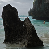 Paddle out rock, Uluwatu