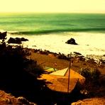 mundo de las olas azules, Punta de Lobos