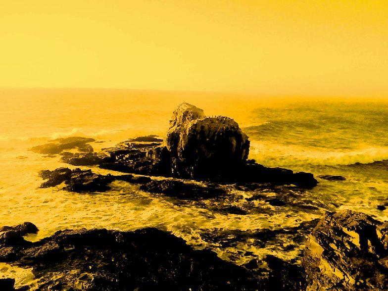 rocas que tienes su historia, Punta de Lobos