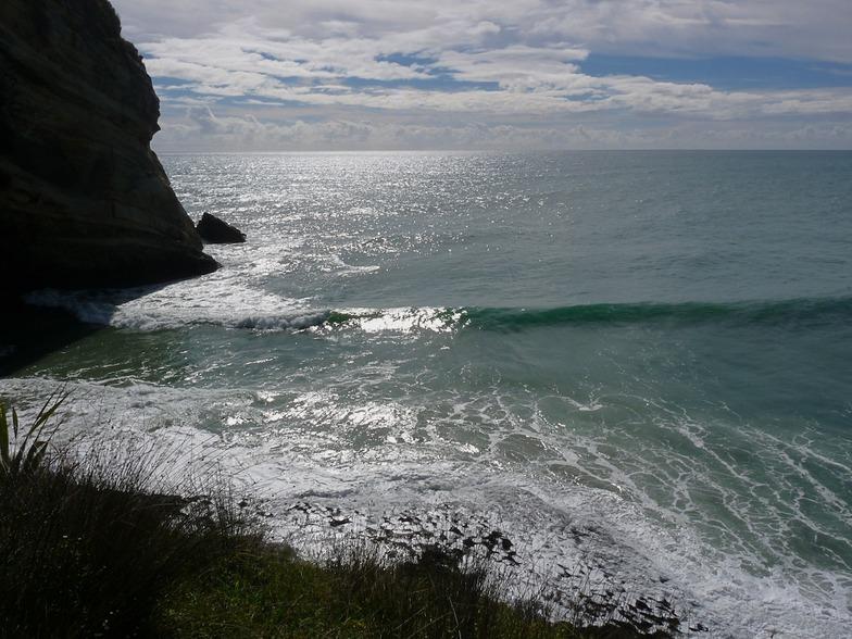 Long lefts, Fletchers Beach