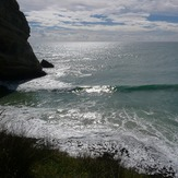 Long lefts, Fletchers Beach