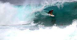Banzai Pipeline and Backdoor photo