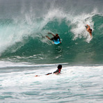 Pipeline Traffic, Banzai Pipeline and Backdoor
