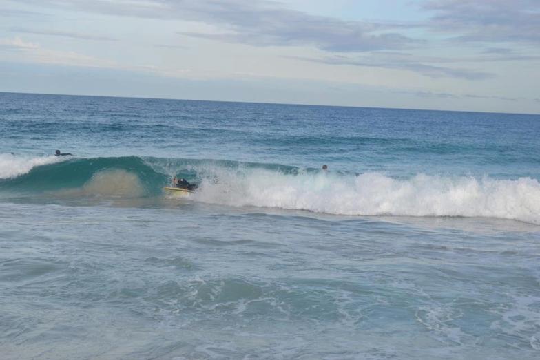 Barrel of Legeds, Trigg Beach