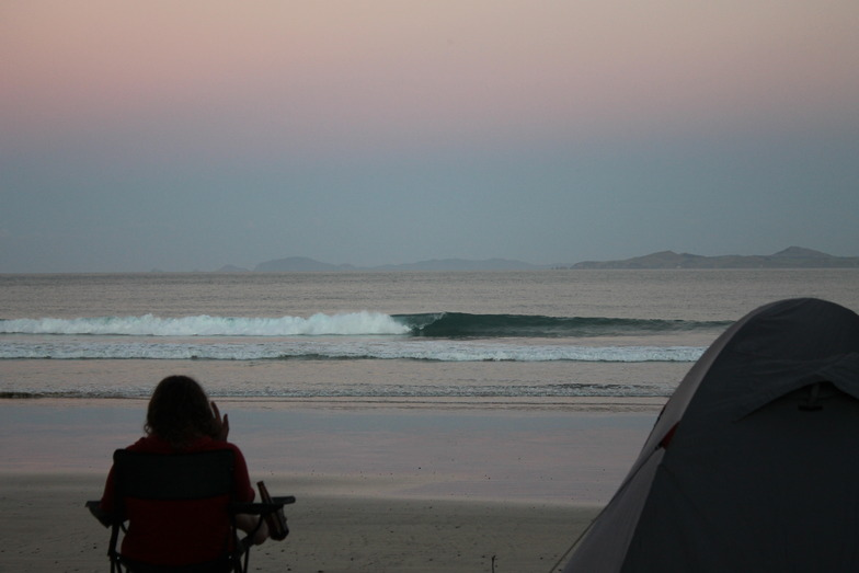 Surf Camp, Matauri Bay