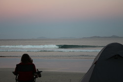 Surf Camp, Matauri Bay photo