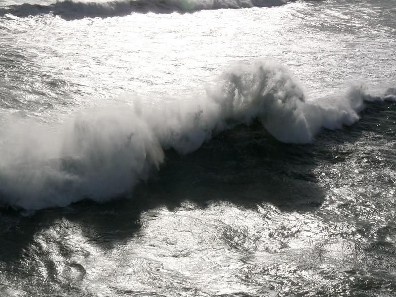 Contsant Bay - Huge Wave, Charleston