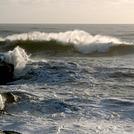 Huge wave near Charleston