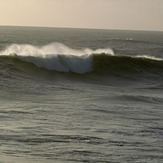 Offshore, Huge swell, Constant Bay, Charleston