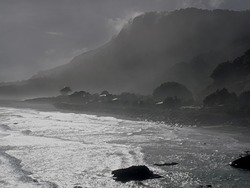 Punakiki After Rain, Punakaiki photo