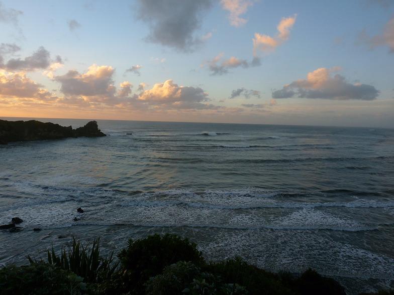 Refraction, Woodpecker Bay