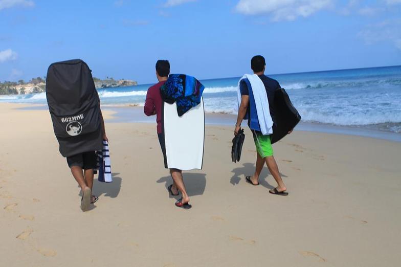 Walk, Playa Grande