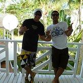 Chilling, Playa Grande