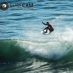 Josh Kerrazy, Steamer Lane-Middle Peak