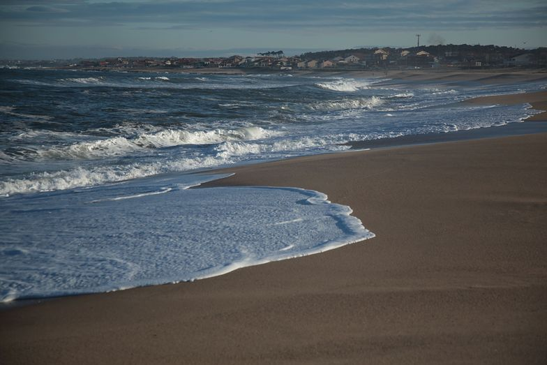 morning shorey, Praia do Aterro
