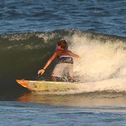 Triston Finley, The Pier photo
