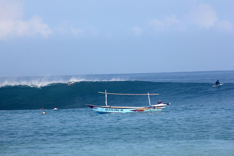 Krui Indonesia  city pictures gallery : Krui Surf Photo: 'Krui Left' by Hasim