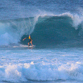 Luke Gordon, Surfers Beach