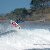 Beto flying in one of our REAL grom training events from last year...we have more camps just like them coming up! check realsurftrips.com for more info! REAL results