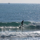Small Autum Swell, Schnappers Point