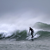 Hayling surfer