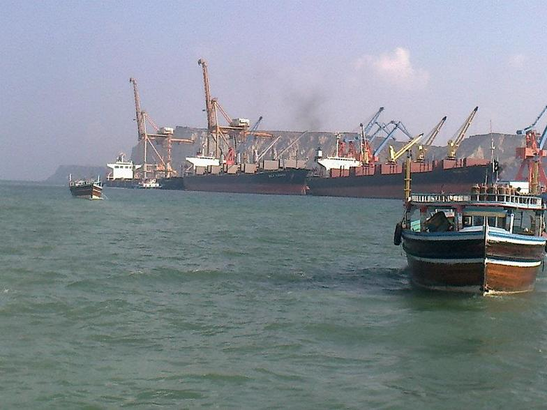 GWADAR DEEP SEA PORT, Gwadar West