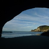 Cave at Fletchers, Fletchers Beach
