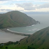 Cable Bay from Pepin Island