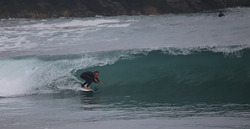 A quiet tubular day, Puerto Viejo photo