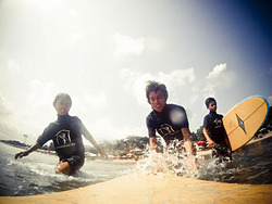 soul surf project Bali, Legian Beach photo