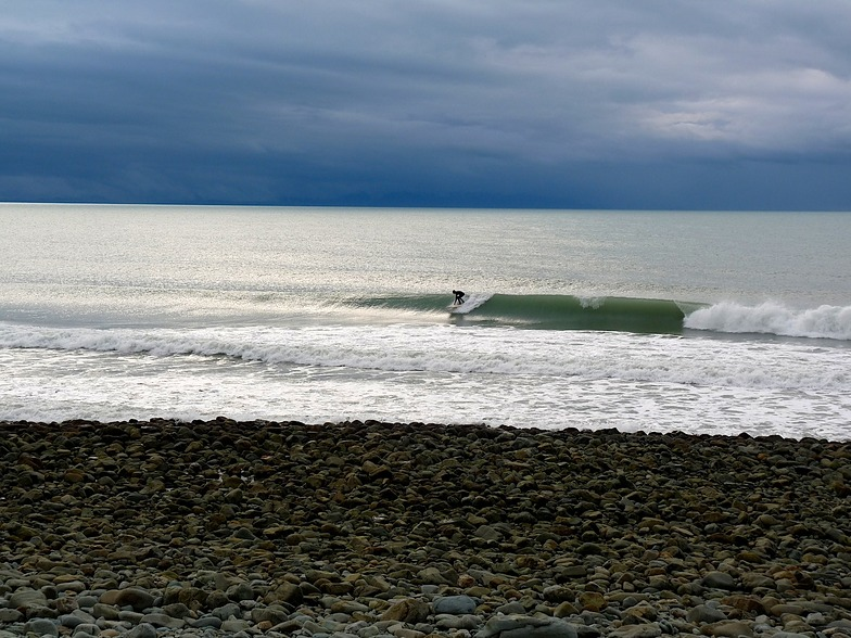 Small Clean Swell at The Glen