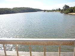 our fav fishing spot, Valla Beach photo