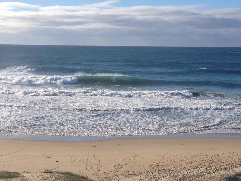 Mystic Beach Brake, Mystics