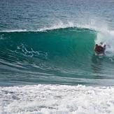 Roberto at El Chinchorro, El Chinchorro (Red Beach)