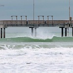 Port Aransas, Texas, JP Luby Pier